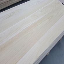 Paulownia Wood Shelf Board for Surfboards with Good Quality