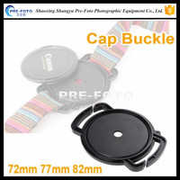 Universal Camera Lens Cap Anti-lost Holder