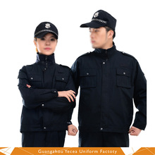 Customize latest security guard uniform in good design