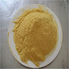 dried orange peel powder