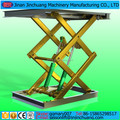 CE hydraulic stationary electric power scissor lift scaffolding