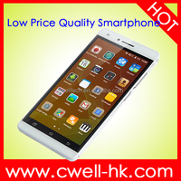 Original 5.0 Inch Curved Touch Screen Summer S1 Dual SIM Card China Custom Android Mobile Phone