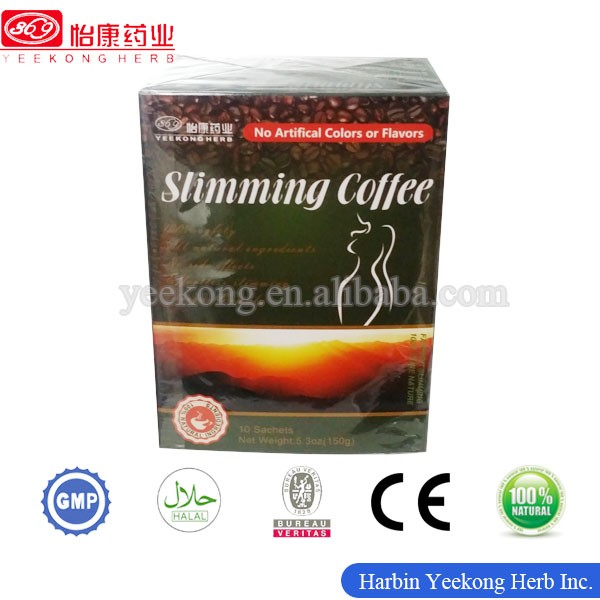 Wholesale Chinese nature slimming coffee diet coffee from China OEM Service