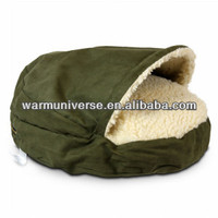 Luxury Cozy Cave Memory Foam Pet Bed
