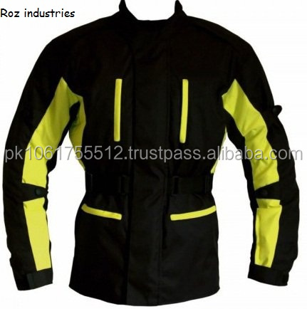 2014 Custom Motorcycle cordura jacket/Motorcycle Textile Jackets/Motorcycle Racing Jackets in 100% High Quality Material