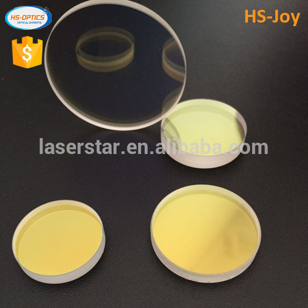 Fiber optic mirror for laser cutting welding cladding machine