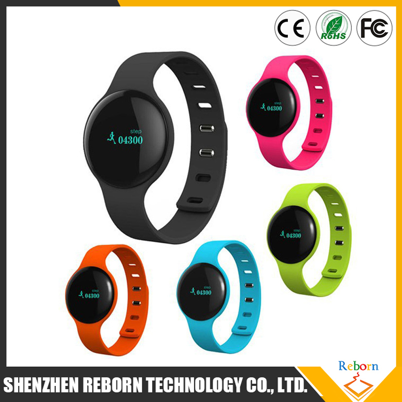 New H8 Bluetooth Watch Bracelet with Vibration & Caller ID Smart Bracelet Health Sleep Monitoring