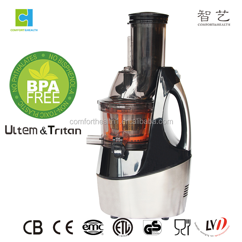 Food processors Electric Fruit Vegetable slow masticating juicer