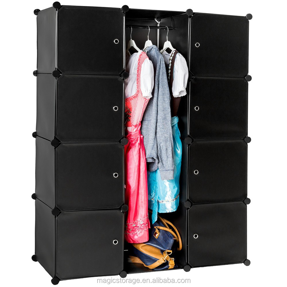 fashion bedroom diy plastic wardrobe cabinet buy wardrobe cabinet used plastic wardrobe. Black Bedroom Furniture Sets. Home Design Ideas