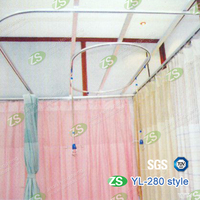 Hospital block out curtain
