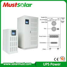 80KVA MD series 3 phase DSP technology high frequency online UPS