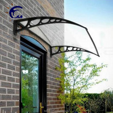commercial cheap transparent plastic awnings