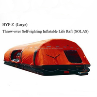 125 Person Marine Life Raft