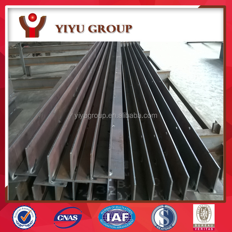 structure steel sections in building material weld steel t bar