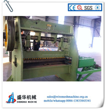 High speed brick force mesh expanded machine factory with compactive price