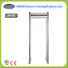 LED Alarm Light Archway Metal Detector, Door Gun Detector