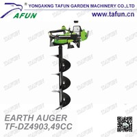 Auger Drive, Earth Drill, Hydraulic Auger