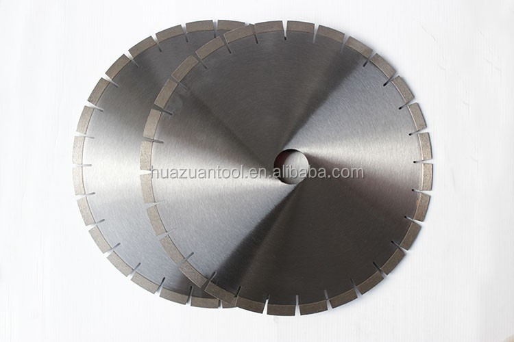 450mm good quality diamond groove saw blade