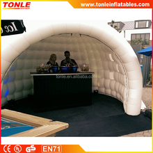 very popular inflatable dome lgloo for event, inflatatble lgloo tent for sale