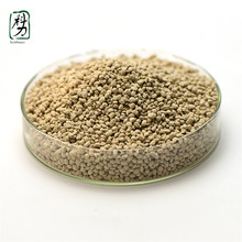 Sulfur calcium raw materials granular gypsum fertilizer