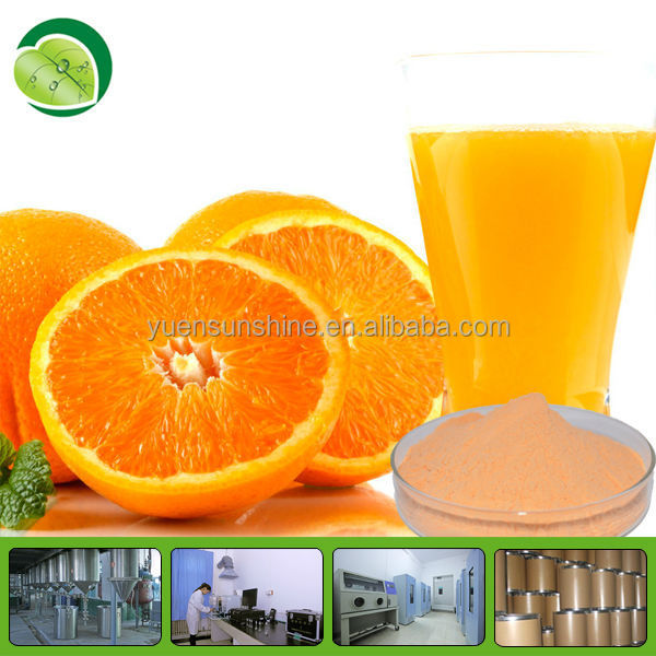 Organic Orange Powder Drug