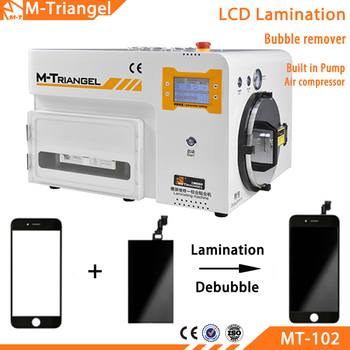 Hotsales machine in Eu market,Machine for repairing mobile, laminating machine and bubble remove machine