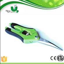 Hydroponics aluminum garden pruning shear branches grape scissors garden tools set hand pruners/prunning hedge trimmer