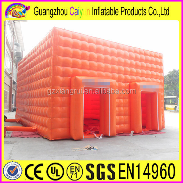 Outdoor Inflatable Structure Large Inflatable Marquee