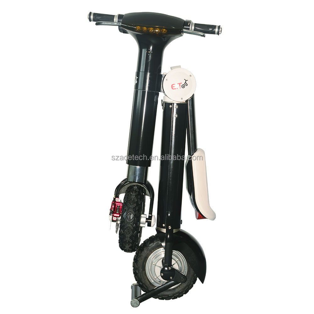 2016 Hot sale of 350w folding bike, light weight electric folding bike new products looking for distributor