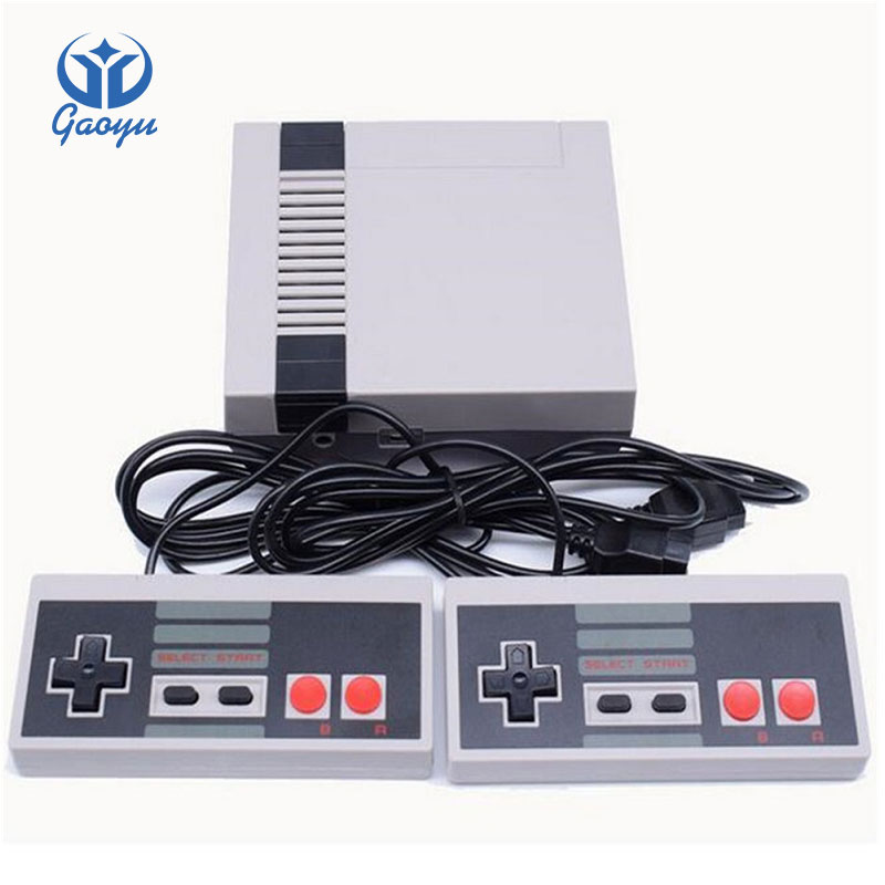 WHOLESALE HOT SALE Classic Mini TV Game Console Retro Video Game Console 8 Bit With 620 Different Built-in Games Double Gamepads