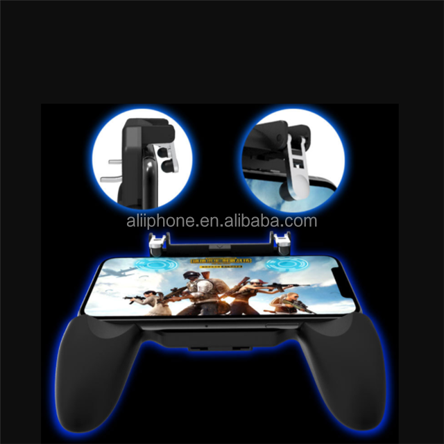 Hot sale mobile game switch gamepad w10 pc wireless joystick game handle grip controller