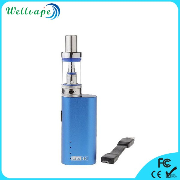Cheap huge vapor 2200mAh battery subohm box vapor full mechanical mod