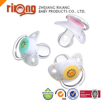 2016 New Baby Products Safety Large Nipple Funny Pacifier