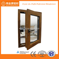 Hot sale quality aluminium door and window frame supplier
