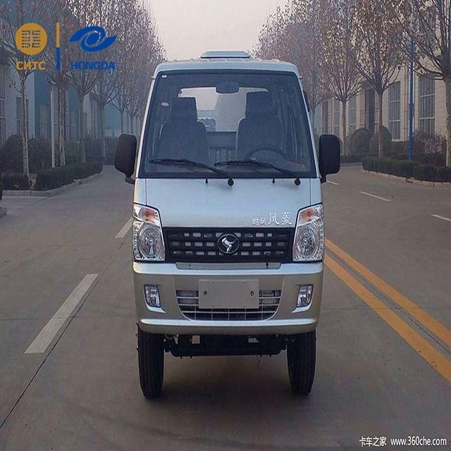 Gasoline Petrol 4x2 new style kenya dump truck in ASEAN countries