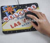 Hot sale promotion table decoration EVA mouse pad