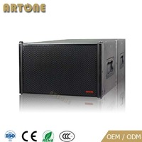 OEM Service High Quality Power big blue indoor outdoor Audio line array 2000w Woofer party speaker