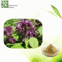 GMP Manufacturer Supply High Quality Icariin Epimedium P.E. Extract