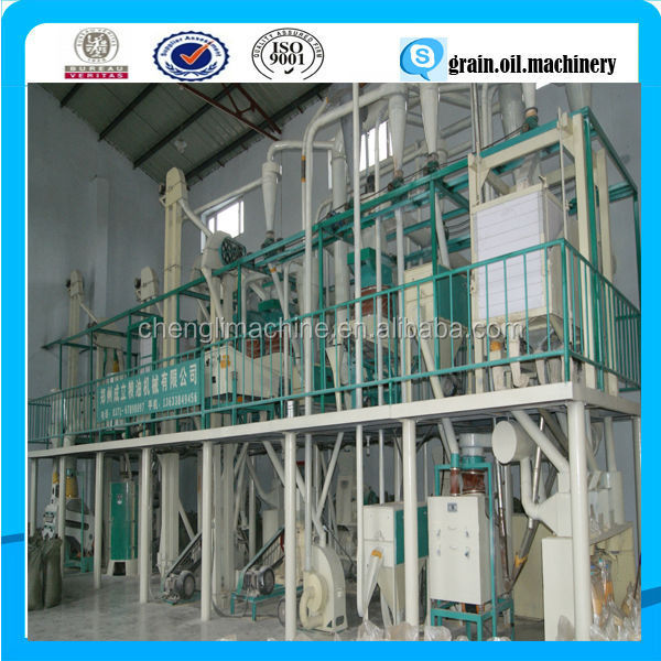10-200 T/D Corn/maize milling machines for sale
