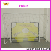 Entertainment Sports Metal Material Foldable Soccer