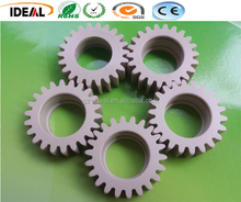OEM&ODM High Precision Plastic Injection Molding PEEK Spur Gear