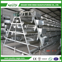 4-5 chicken per nest excellent quality chicken layer cage/poultry farm products