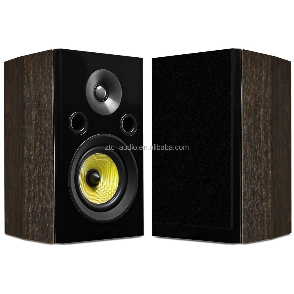 Two-way Surround Sound Speakers for Home Theater and Music Systems