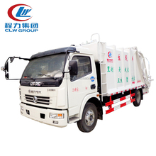 Small hook lift garbage truck for sale