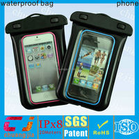 2014 outdoor sport pvc rubber waterproof phone bag for nokia lumia 520