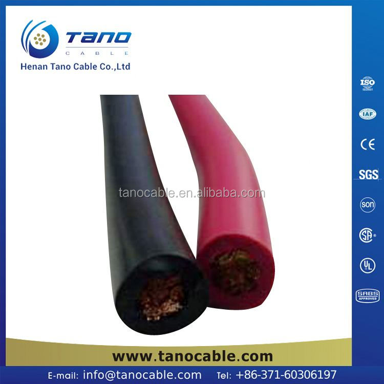 Stranded conductor type and 1.9/3.3kV flat rubber cable exporter sell well in Iran /Iraq /Egypt