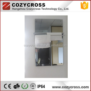 The Good Quality Mirror Infrared Electric Heating Panel Heater