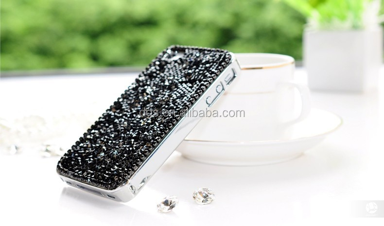 diamond outer hard cover for iphone4/4s/5/5s/5c/6/6 plus,same protective case for samsung galaxy s4 i9500/s3 i9300