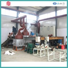 Good performance horizontal brass bar continuous casting machine production line