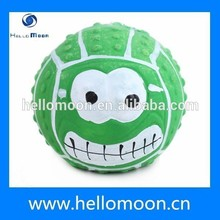 Newest Design Hot Selling Attractive Dog Toy Teeth Ball